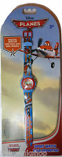 OFFICIAL DISNEY PLANES DIGITAL WATCH (FROM ABOVE THE WORLD OF CARS!)