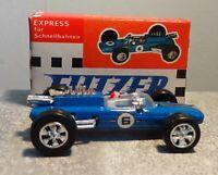 """Flitzer 8306 """"Lotus-Climax F.1"""" für Schnellbahnen, sehr gut, ca. 6cm, mit OVP"""