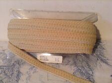 Vintage French Passementerie Braid Trim Trimming ~ 27m - NOS