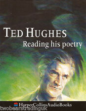 TED HUGHES READING HIS POETRY - Ted Hughes (Cassette Audio Book)
