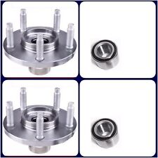 FRONT WHEEL HUB &BEARING LINCOLN MKX FORD EDGE 2007-2010 PAIR SHIP 2-3DAY RECEIV