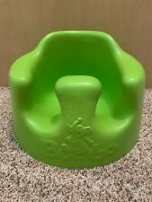 Bumbo baby floor seat chair with straps belt