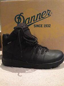 Danner 15922 Melee 6-inch Black Waterproof Tactical Boots