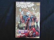 Amazing Spider-man American Son Hardcover graphic novel (b12) Marvel premiere