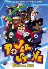 Power Stone Vol. 1: Mystery of the Stones (DVD, 2001) MANGA ANIME