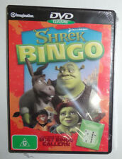 Shrek Bingo    [DVD Game - Rated G]