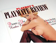 Playboy 1998 Playmate Review NSS (V15 1999) Heather Kozar PMOY (New-Unread)
