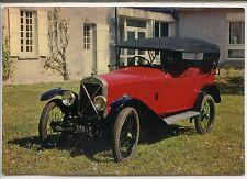 CP Automobile - Salmson Val 3 1925 - 1.100 cm3 - Pub Trophirès