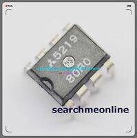 5pcs 10pcs M5219P New Genuine DIP-8 ICs