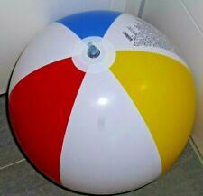 Großer weiß/bunter WASSERBALL von Bestway, D = 51cm / 20