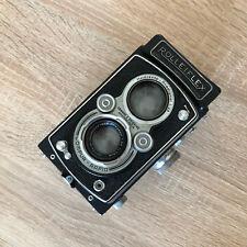 Rolleiflex Automat II Vintage '30s German 6x6 TLR Film Camera Rollei Tessar Lens