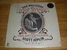 DICK WELLSTOOD ragtime Scott Joplin LP Record - Sealed