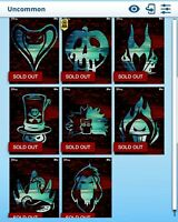 Disney Collect Topps Digital - Glitch Villains - motion - set & Award