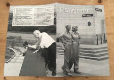 """32 page booklet """"Sheffield Folk"""" - A5 booklet, 31 different images of Sheffield"""