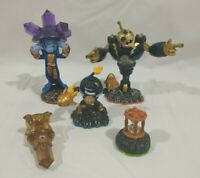 Blastermind Magic trap master Hourglass Earth Trap Team Skylanders Countdown set