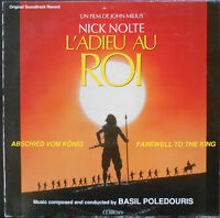 BASIL POLEDOURIS OST FAREWELL TO THE KING LP French 1989