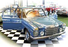 Mercedes Benz 230 W114 Automatik 6 Zylinder Oldtimer aus 1970