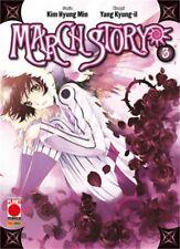 PM0254 - Planet Manga - March Story 3 - Nuovo !!!