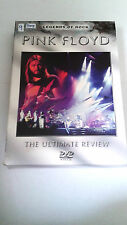 "PINK FLOYD ""THE ULTIMATE REVIEW"" 3 DVD CON FUNDA CARTON"