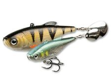 NEUF 2018! D.A.M Effzett Crazy Vibe / 6cm / 14g / sinking / spinning tail lure