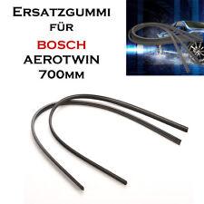 2 x 700mm Scheibenwischergummi Wischergummi Ersatz Gummi Bosch Aerotwin Honda