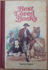 Readers Digest Condensed 1980 Hardback inc. Treasure Island & Oliver Twist