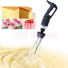 Commercia Immersion blender Handheld Whisk Electric Variable Speed eggbeater
