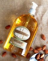 NEW L'Occitane Almond Shower Oil 500ml PumpBottle NaturalNourishPerfume FreePost