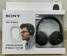 SONY MDR-ZX780DC Bluetooth Noise Canceling Wireless Headphones