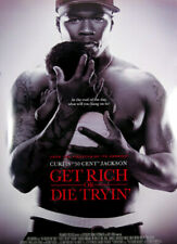 Get Rich Or Die Tryin (Double-Sided Regular) Original Movie Poster