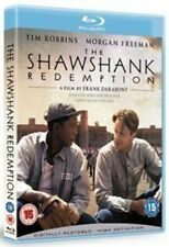 The Shawshank Redemption Blu-ray DVD Region 2