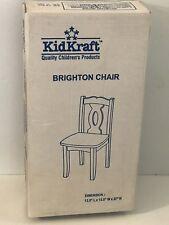 KidCraft Brighton Chair 16705 - Sky - NIB 5-8 Years