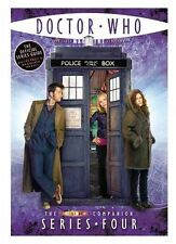 DOCTOR WHO MAGAZINE SPECIAL #20 SERIES FOUR COMPANION DR 10TH DAVID TENNANT DWM