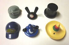 Disney Star Wars  Weekends 2015 Build A Droid Factory Set of 6 Hats NEW RELEASE