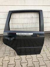 VW Polo 9N Tür hinten rechts Türer beifahrerseite schwarz L040 5 Türen