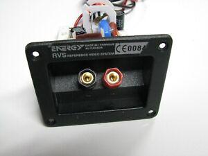 ENERGY RVS  2-WAY CROSSOVER/ INPUT PLATE