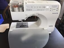 Brother Innovis CS-8080 Computerised Sewing Machine, Used Once and perfect