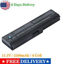Battery for Toshiba Satellite C655-S5049 C655-S5137 L735D L750D-14Q L750D-14R