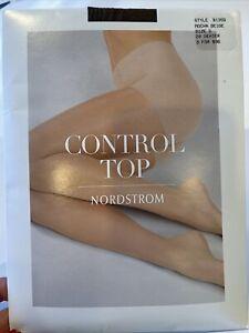Nordstrom Sheer To Waist  Pantyhose Size D Mocha Beige