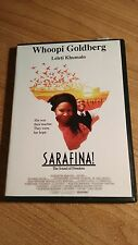 Sarafina (DVD ) Sound of Freedom  Whoopi Goldberg  ** RARE & OUT OF PRINT