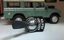 Land Rover Serie 2 3 Expedition Wohnwagen Lucas Umschalter Zuheizer Ösen