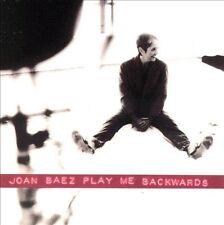 Play Me Backwards by Joan Baez (CD, 1992, Virgin)