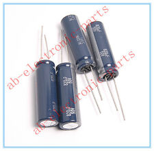 (4pcs) 820uf 50v Panasonic Electrolytic Capacitors 50v820uf ( Upgrade 35V 25V )