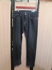 Abercrombie & Fitch Performance Selvedge Denim Straight Jeans 32 X 32
