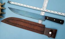 Ursa's Custom Hand Made 5160 Spring Steel Aged The Edwin Forrest Bowie UI-70AA