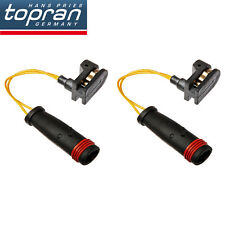 2X VW Crafter 30-35 30-50 Front Brake Pad Wear Wire Indicator Sensor 2E0906206C*