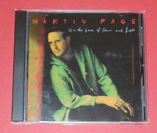Martin Page - In the house of stone and light -- CD / Pop