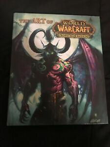 the art of World of Warcraft Burning Crusade