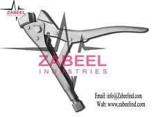 Plate Bending Plier 2.7mm and 3.5mm Plates orthopedics Instruments ZABEELIND
