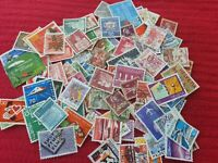 [W807] Switzerland nice selection of 100 different stamps.